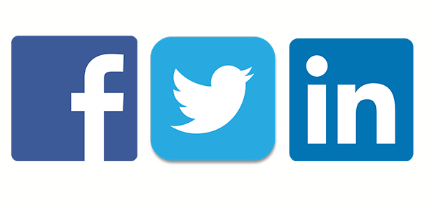 social media that a website blog can be shared on
