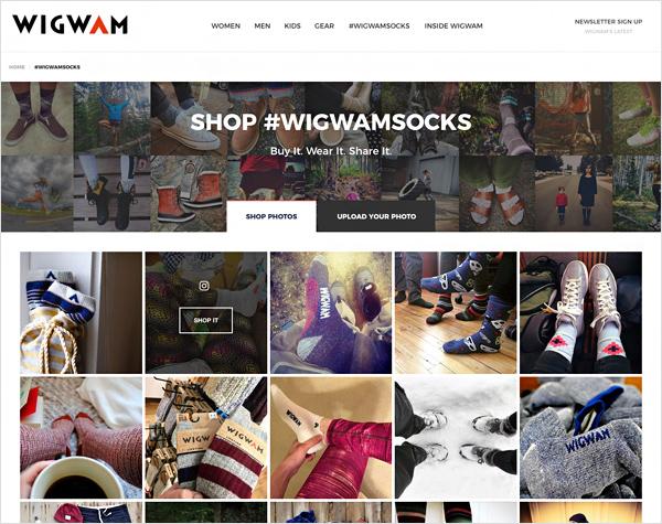 Wigwam's Foursixty gallery.