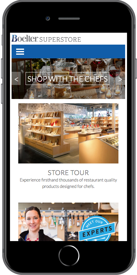Boelter Companies Superstore Mobile