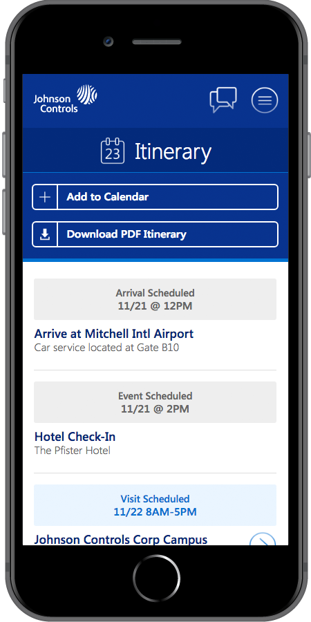 Johnson Controls Homepage Mobile3