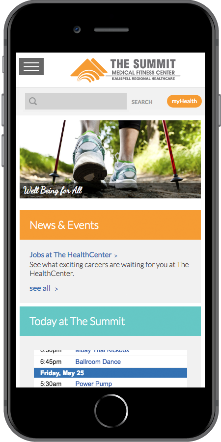 Kalispell Regional Healthcare Summit Mobile