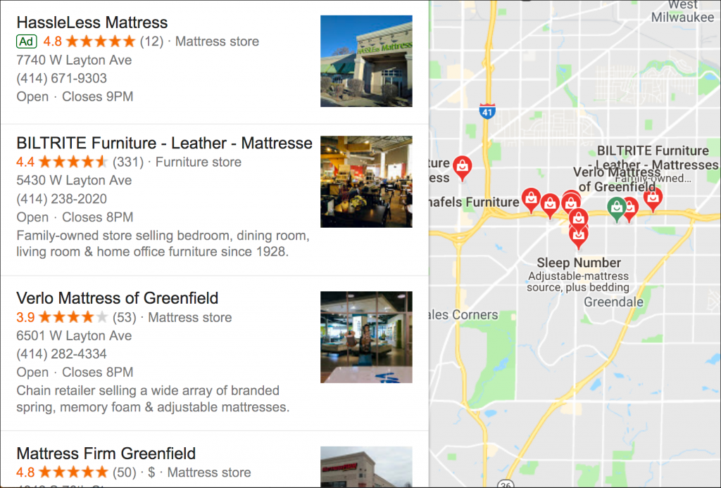 Increase Foot Traffic with Local Search Ads | Starkmedia