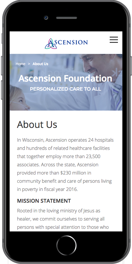 Ascension Foundation About Us